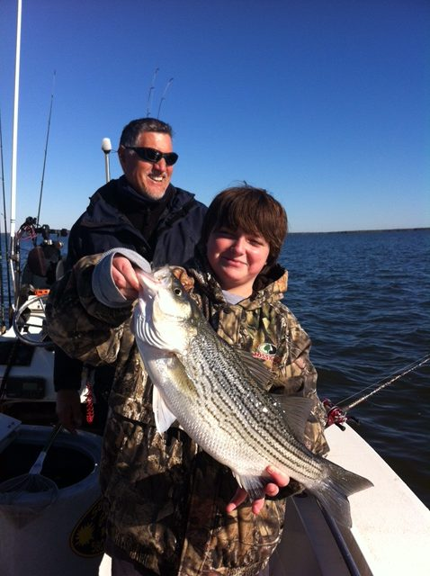 Lake Texoma Fishing Guide-JD Lyle-Striper Fishing Guide